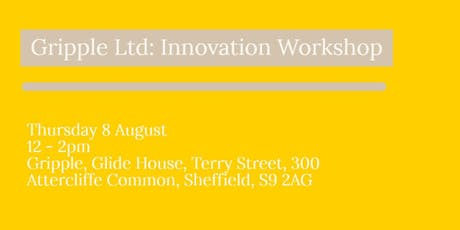 'Innovation Workshop' for Sheffield City Region entrepreneurs tickets