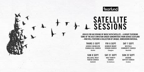 Satellite Sessions tickets
