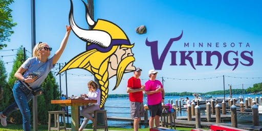 Maynard's 2019 Vikings Training Camp Baggo Tourney!