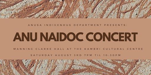 ANU NAIDOC Concert