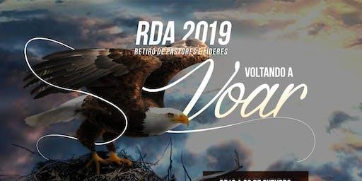 RDA 2019 - Retiro de Pastores e Líderes