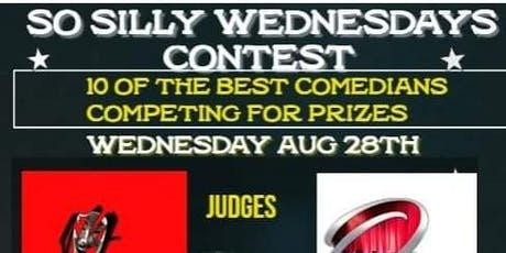 So Silly Wednesdays Open Mic  Contest tickets