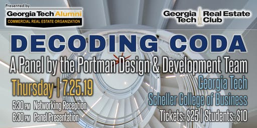 Decoding Coda: A Panel by the Portman Design and Development Team