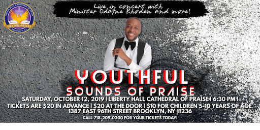 Youthful Sounds of Praise Concert