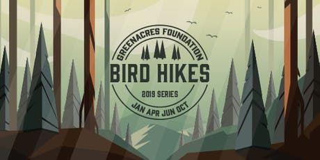 Fall Bird Hike tickets