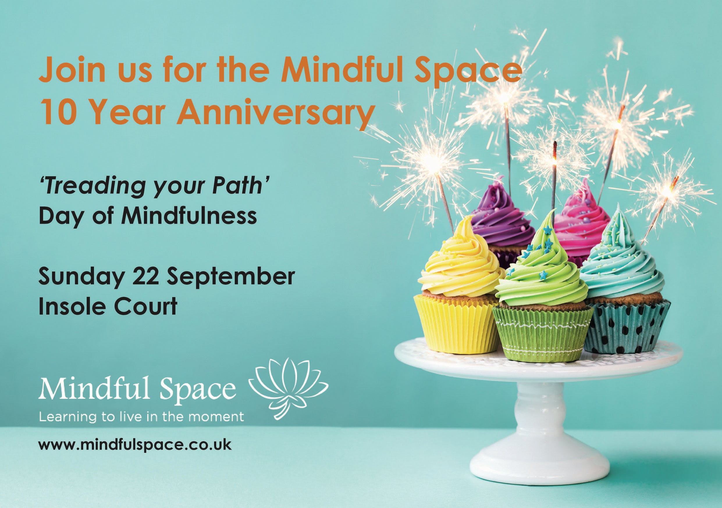 'Treading your path', Day of Mindfulness, Sunday 22 September, Cardiff