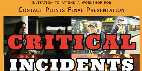 Contact Points Project Workshop tickets