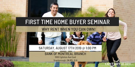 First Time Home Buyers Seminar tickets