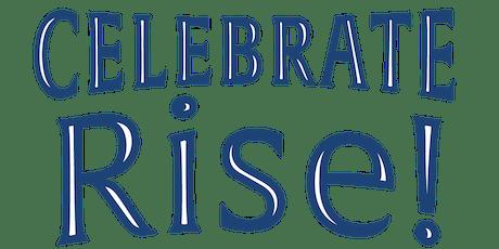 Celebrate Rise! Fundraising Gala 2019 tickets