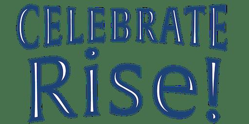 Celebrate Rise! Fundraising Gala 2019