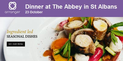 Exclusive Dinner for Funeral Directors in St Albins with Arranger Software
