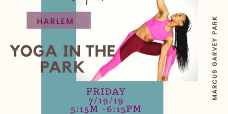 YOGA IN THE PARK - HARLEM tickets