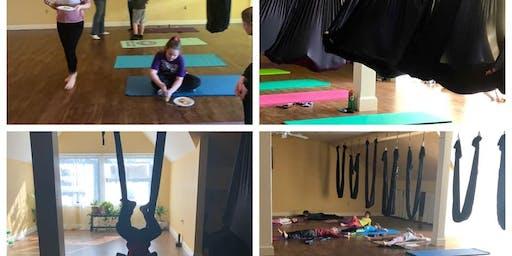 GIRL POWER Summer Yoga and Life Skills FUN