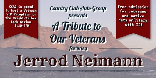 A Tribute to Our Veterans Feat. Jerrod Neimann