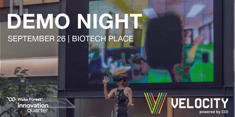 2019 Demo Night | Velocity Creative Accelerator tickets