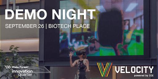2019 Demo Night | Velocity Creative Accelerator