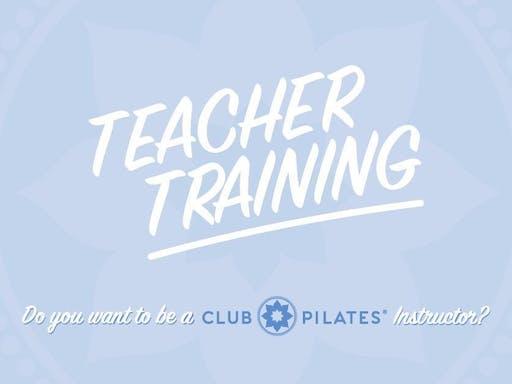 Club Pilates Teacher Training