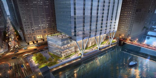 CTBUH Chicago Presents 110 North Wacker Site Tour