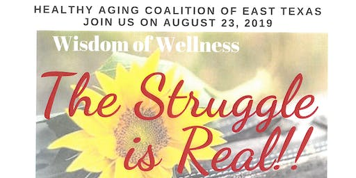 "W.O.W Conference- Wisdom of Wellness ""The Struggle is Real"""