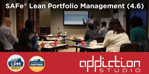 Lean Portfolio Management 4.6, Scaled Agile (SAFe)