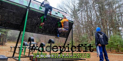 F.I.T. CHALLENGE - text DOEPICFIT to 22828 for a discount code!!!