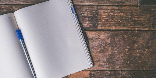 Pen to Print: Creative Writing Workshop with Ian Ayris - Advanced
