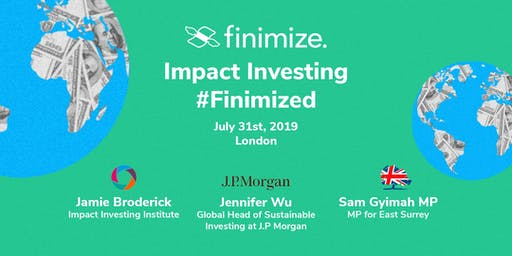Impact Investing #Finimized