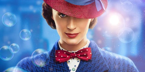 Aldershot Open Air Cinema & Live Music - Mary Poppins Returns