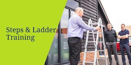 Steps & Ladder Training tickets