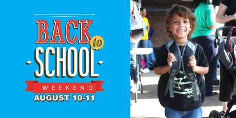 Shiloh Church Back to School Weekend tickets