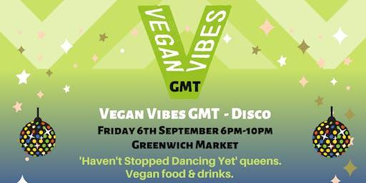 Vegan Vibes GMT - Sept 6th
