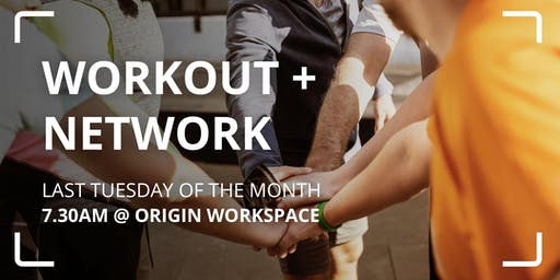 Workout + Network: Circuit Training