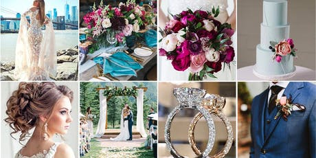 Bridal Expo Chicago April 19th, Chicago Marriot NW, Hoffman Estates, IL tickets