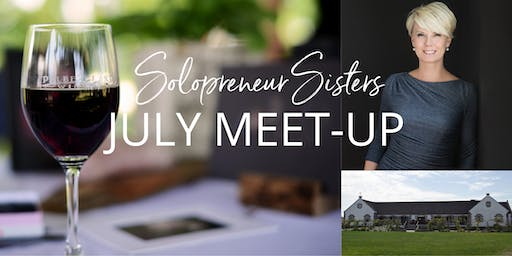 Solopreneur Sisters July Meet-up