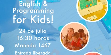 Osmo: English & Programming for kids entradas