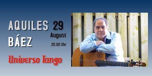 AQUILES BAEZ Lateinamerikanische Gitarre