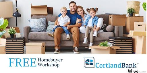 Free Homebuyer Workshop