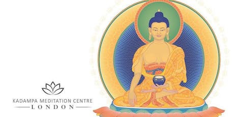 Lamrim Day Retreat: A meditation day retreat on all the stages of the Buddhist Path tickets