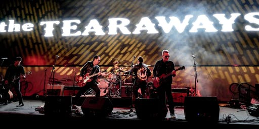 The Tearaways: Live at The Radio Rooms