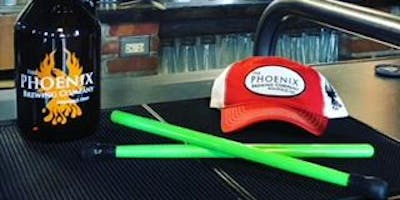 Pound® & POUR with The Phoenix Brewing Company (August)