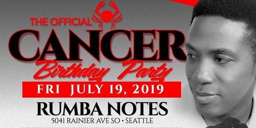 Cancer Birthday Concert