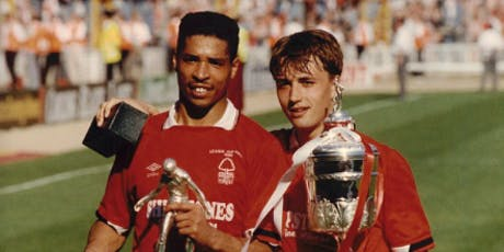 An evening with Des Walker - Nottingham Forest Legend tickets