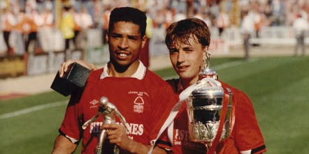 An evening with Des Walker - Nottingham Forest Legend