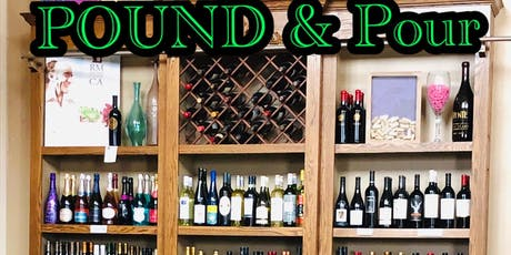 Pound® & POUR with The Vault Wine Bar  tickets
