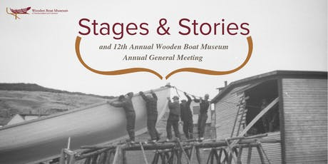 Stages & Stories tickets