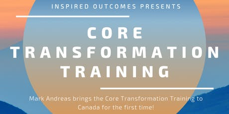 Core Transformation Training with Mark Andreas tickets