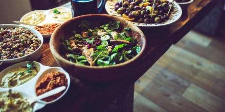 Stone Ave. Lunch Plant-Based Food Tour tickets