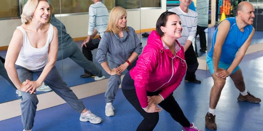 Fit Club: Strength and Stretch