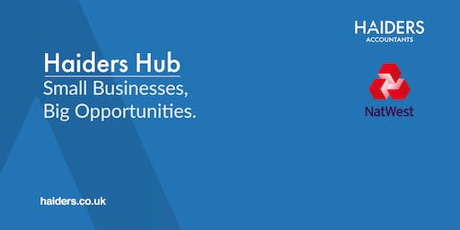 Haiders Hub - Monthly Networking Event September 2019