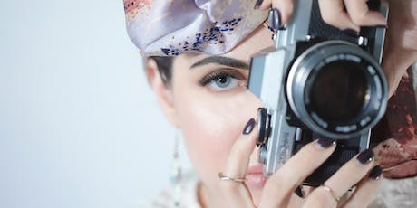 CONFIDENCE ON CAMERA | POSING WORKSHOP tickets